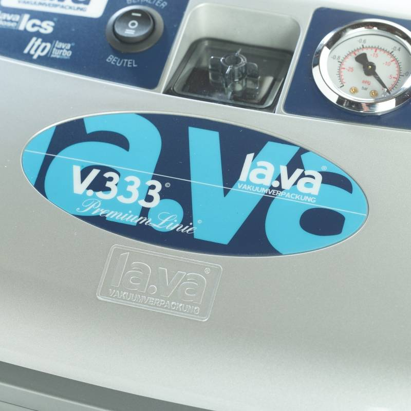 Lava Vakuumiergerät V.333 Premium inkl. Starterset 2