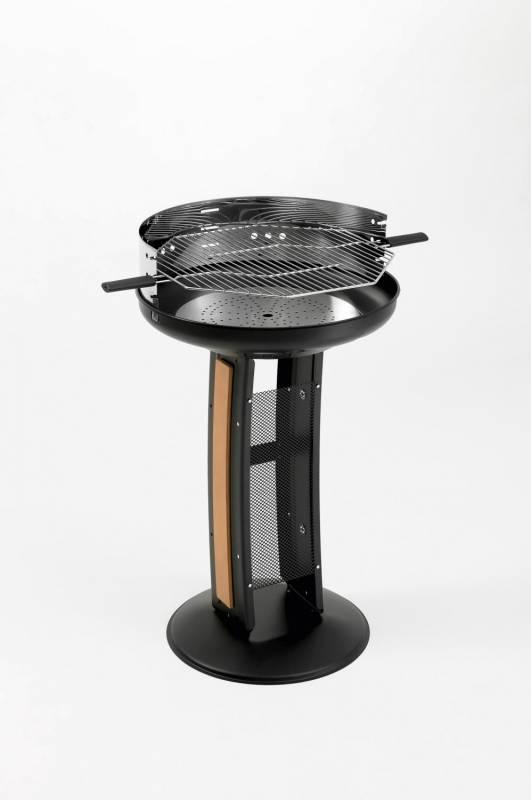 landmann design holzkohle s ulengrill 31232. Black Bedroom Furniture Sets. Home Design Ideas