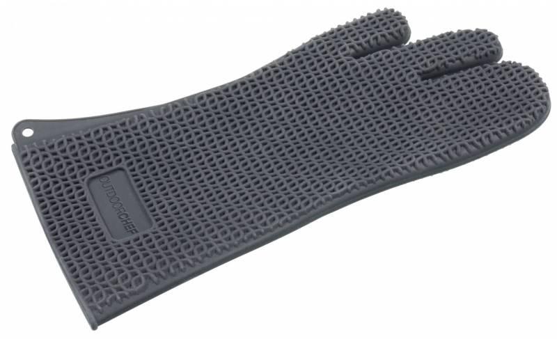 Outdoorchef 3-Finger Silikon Handschuh - Auslaufmodell