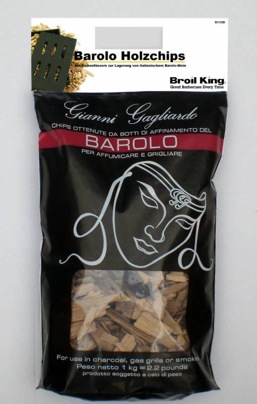 Broil King Rotwein Barolo Wood Chips