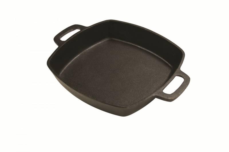 Broil King / Grillpro Gusspfanne quadratisch