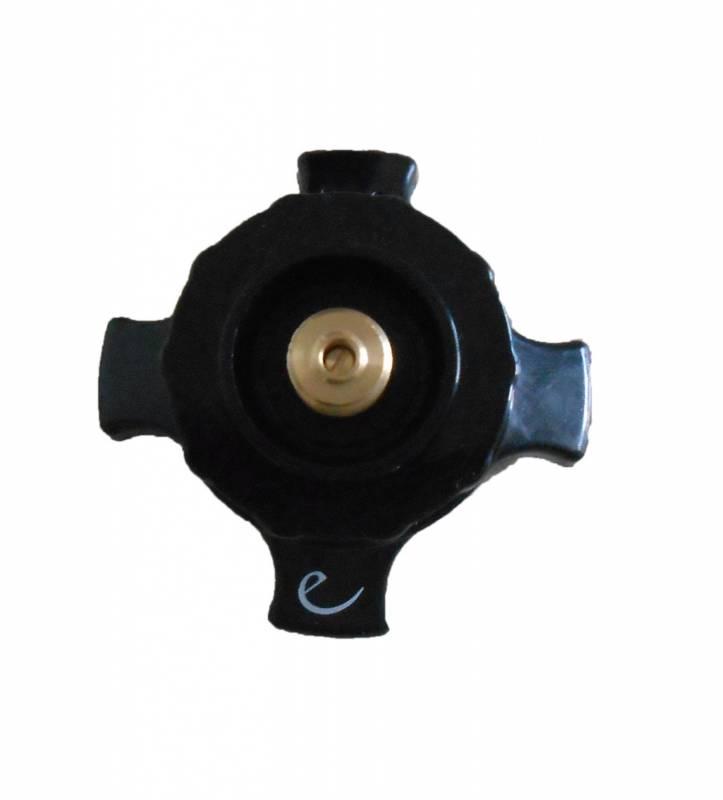 Landmann Zubehör: Ventil-Gaskartuschen Adapter von Edelrid