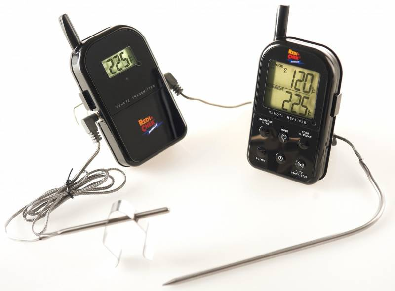 Maverick ET-732 Funk-Grillthermometer mit 2 Temperaturfühlern