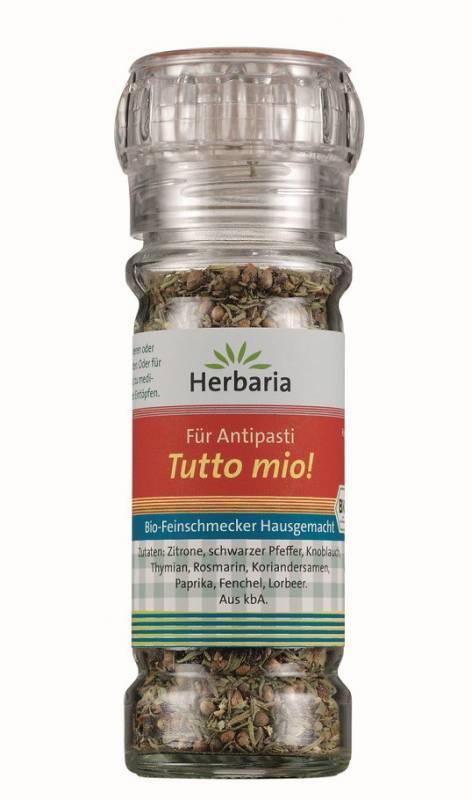 Herbaria BIO Tutto Mio - 40g Mühle