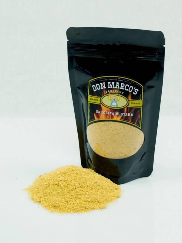 Don Marco`s Rub Carolina Mustard 180g