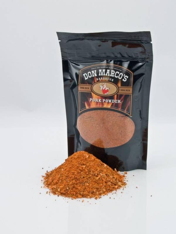 Don Marco`s Dry Rub Pork Powder 630g