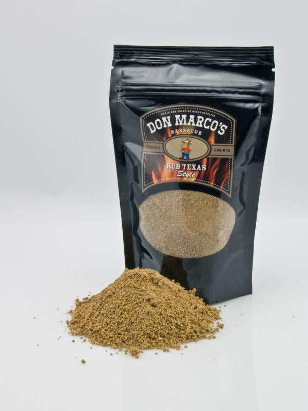 Don Marco`s Dry Rub Texas Style 630g