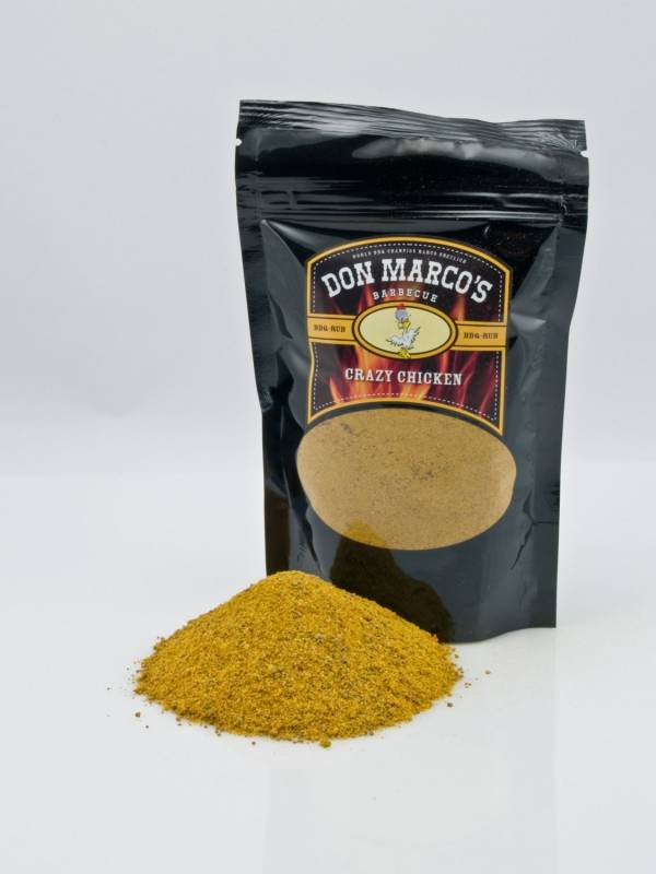 Don Marco`s Dry Rub Crazy Chicken 630g