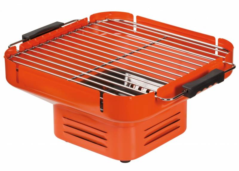 HEAT TurnOn Holzkohlegrill, Orange