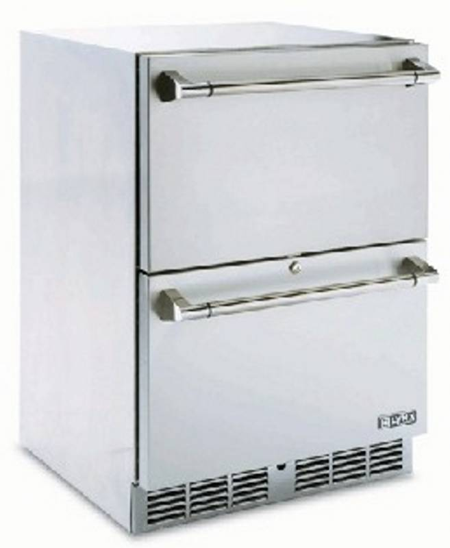Lynx California Grill Outdoor Edelstahl-Kühlschrank