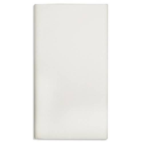 Papstar: Tischdecke, gefaltet pure 120 cm x 180 cm weiss