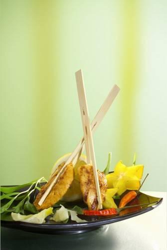 """250 Fingerfood - Spieße 18 cm """"Pinch"""""""