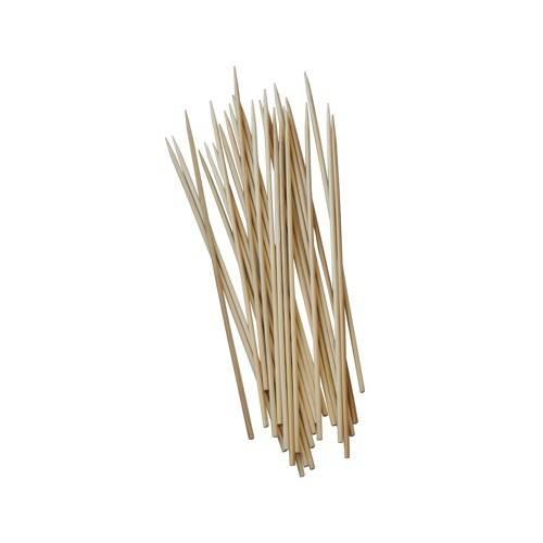 250 Schaschlikspieße, Bambus Ø 2,5 mm 15 cm