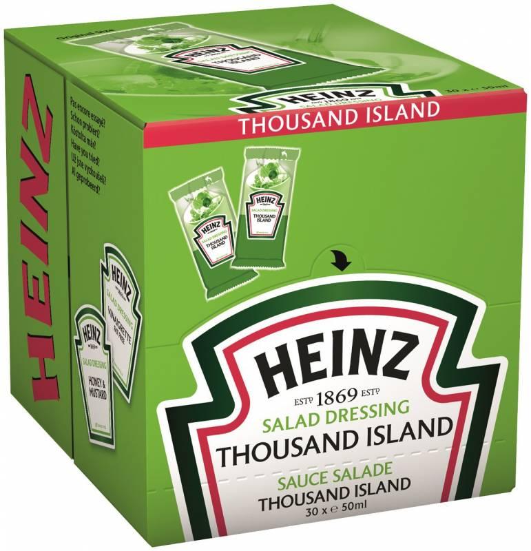 Heinz 1000 Island Dressing Portionsbeutel