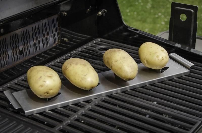 Barbecook Kartoffelhalter 43 x 9 x 4,5 cm