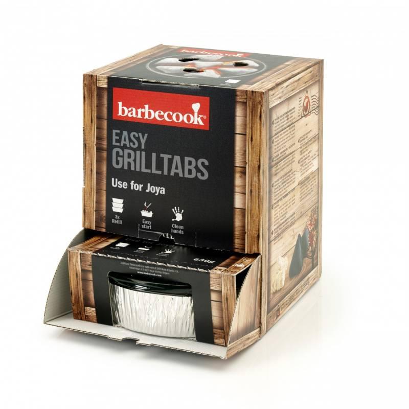 Barbecook Grilltabs 3-Pack