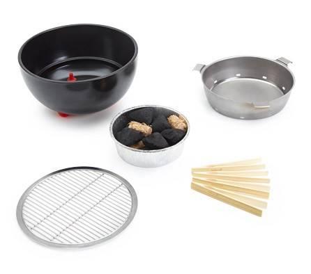 Barbecook Joya Schwarz Starter-Set