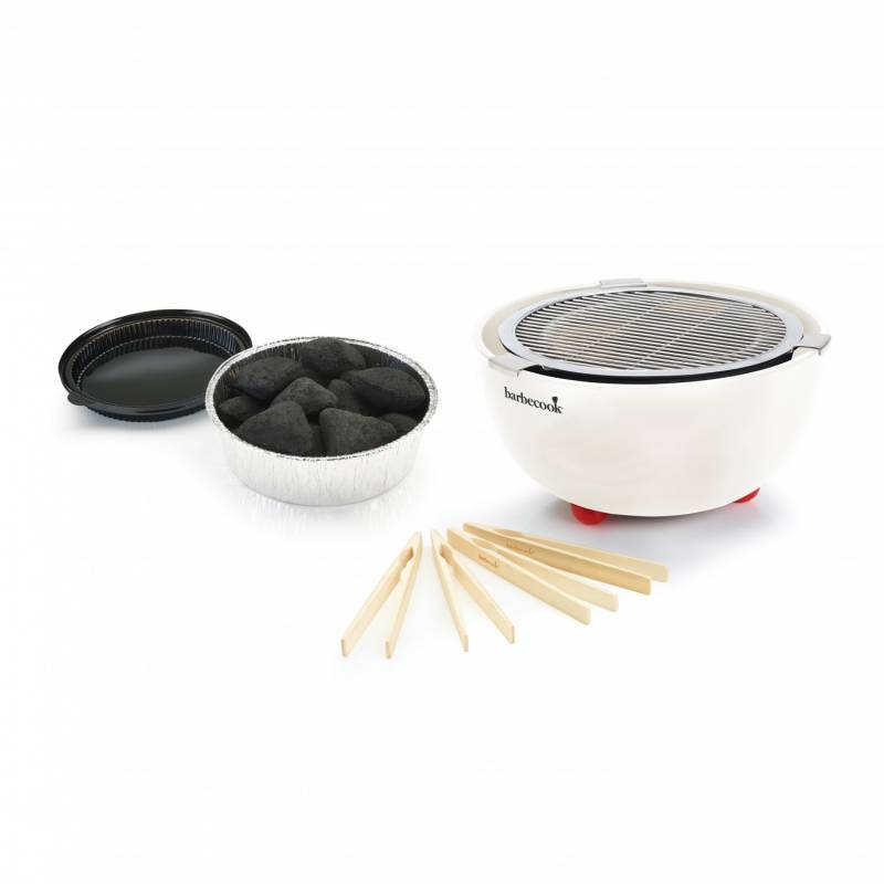 Barbecook Joya White Starter-Set
