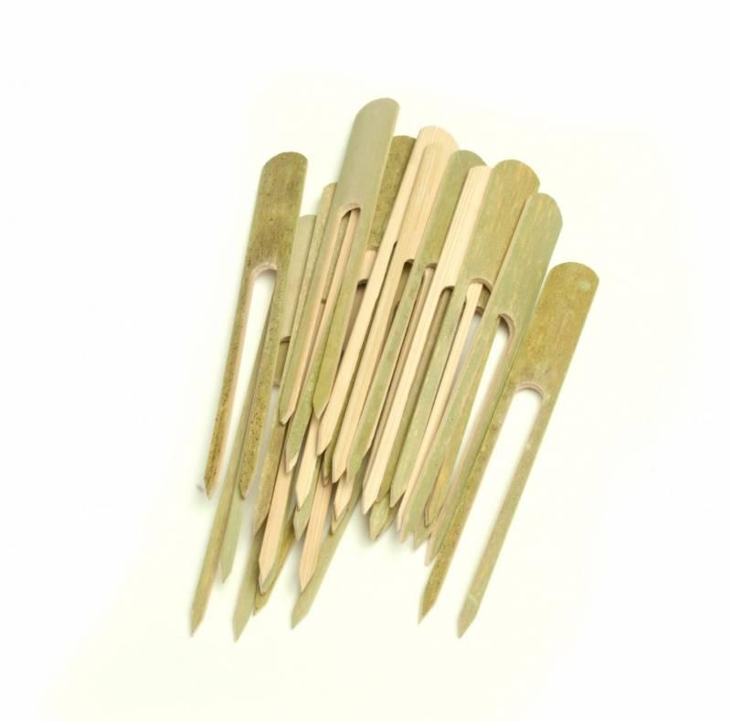 Steven Raichlen Bambusspieße doppelt ca. 16 cm /Set 20