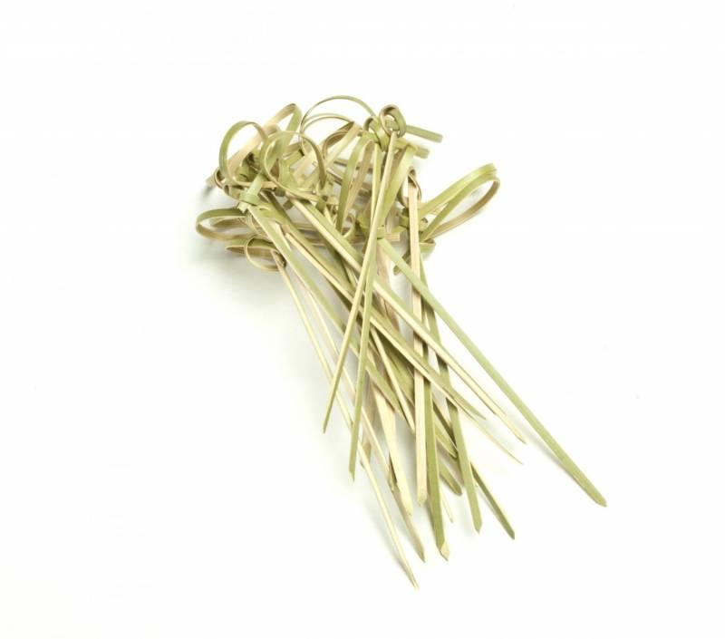 Steven Raichlen Bambusspieße geknotet ca. 10 cm / Set 24