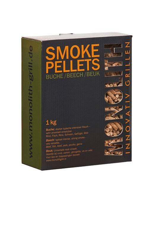 Smoke Pellets Buche / Beech 1kg Karton