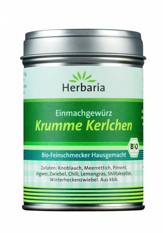 Herbaria BIO Krumme Kerlchen - Dose 60g
