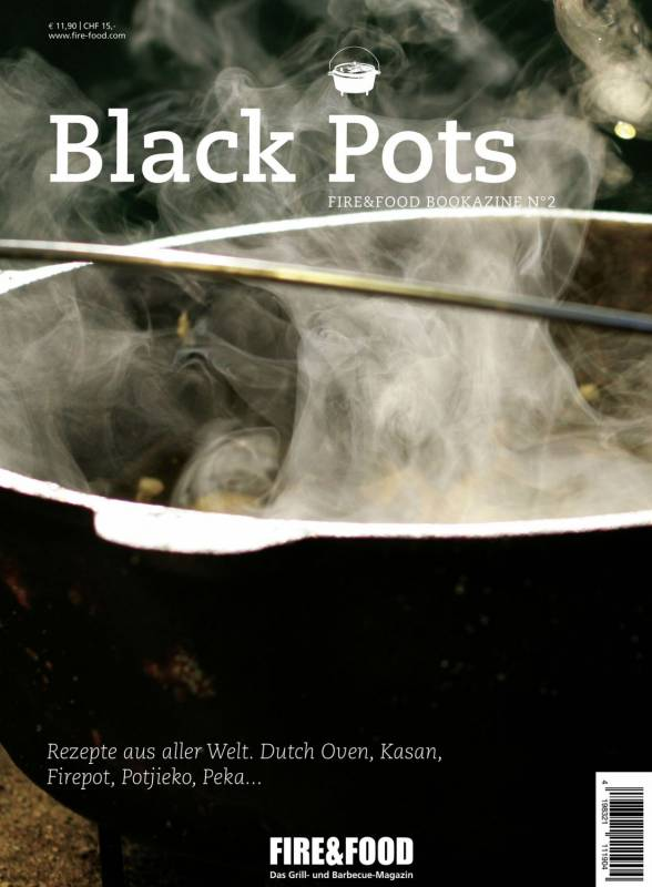 Fire & Food (Hrsg.): Black Pots