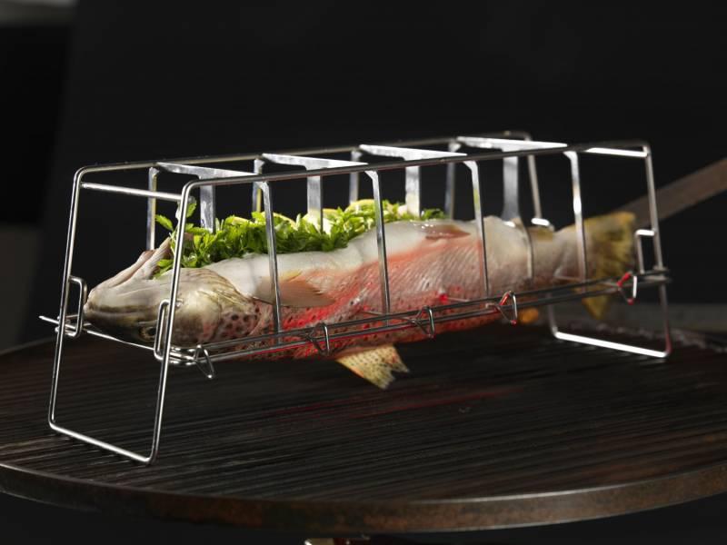 Gourmet Fischgriller BIG