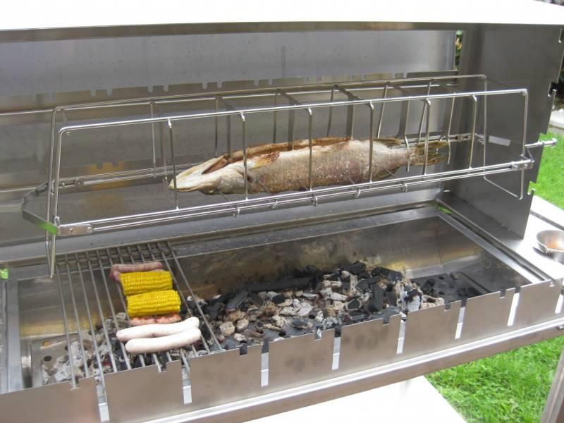 Gourmet Fischgriller MAXI