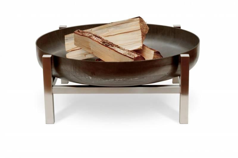 SvenskaV Design-Feuerschale CUBE S