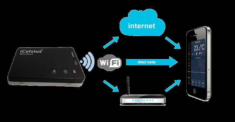 iCelsius wireless Single BBQ Probe (Kerntemperatur)