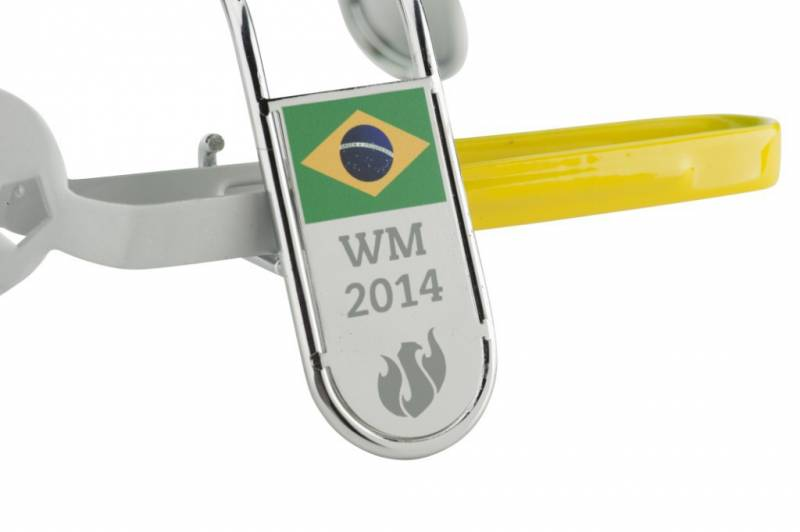 Landmann Piccolino Brasilien 31380 - B-Ware
