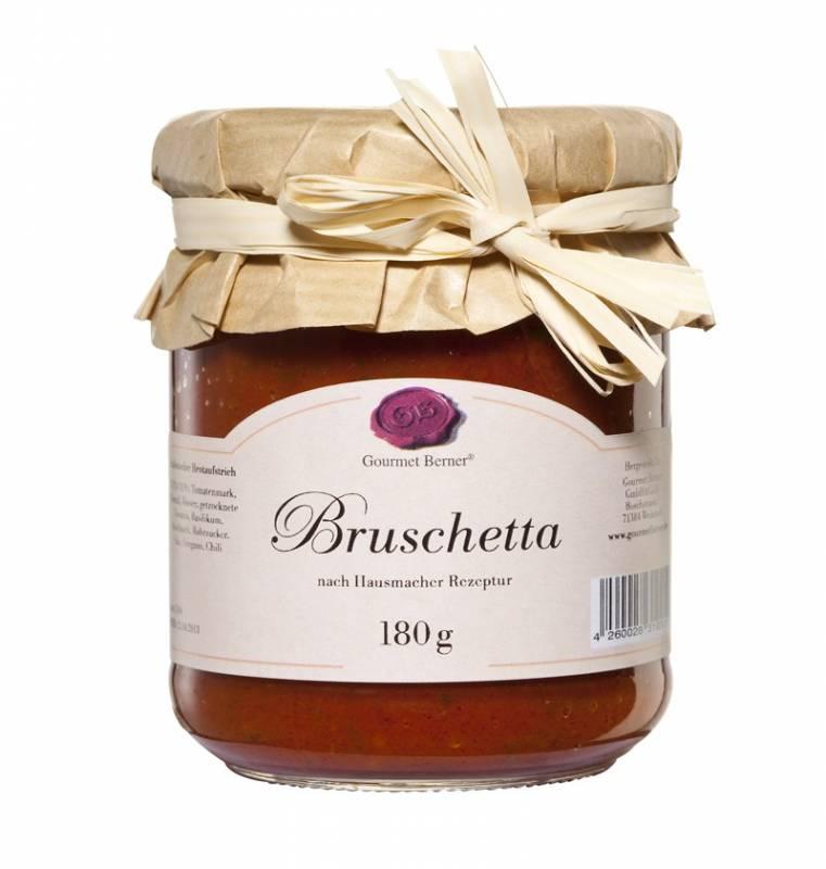 Gourmet Berner Bruschetta 180g Glas