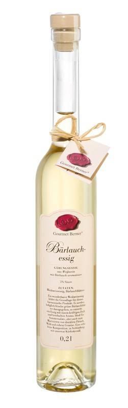 Gourmet Berner Bärlauchessig, 0,2l