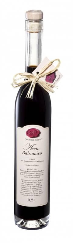 Gourmet Berner Aceto Balsamico (Balsamessig 3 jährig), 0,2l