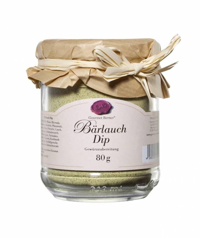 Gourmet Berner Bärlauch Dip im 80g Glas