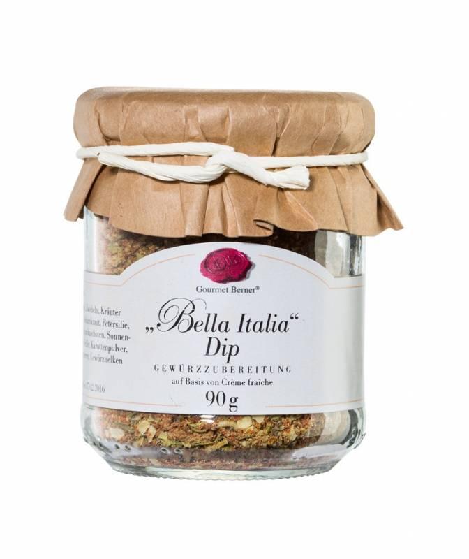 Gourmet Berner Bella Italia Dip im 90g Glas