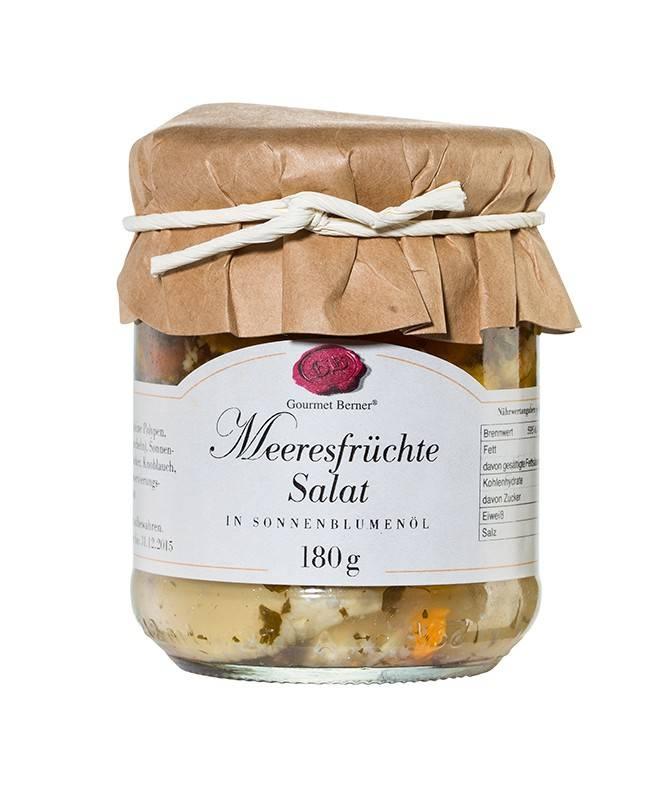 Gourmet Berner Meeresfrüchte Salat 212ml