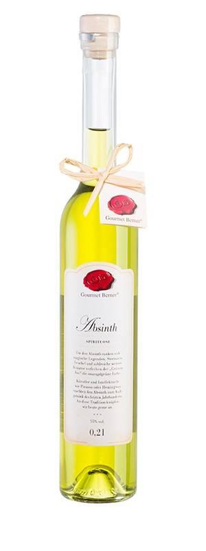 Gourmet Berner Absinth, 55%vol., 0,2l