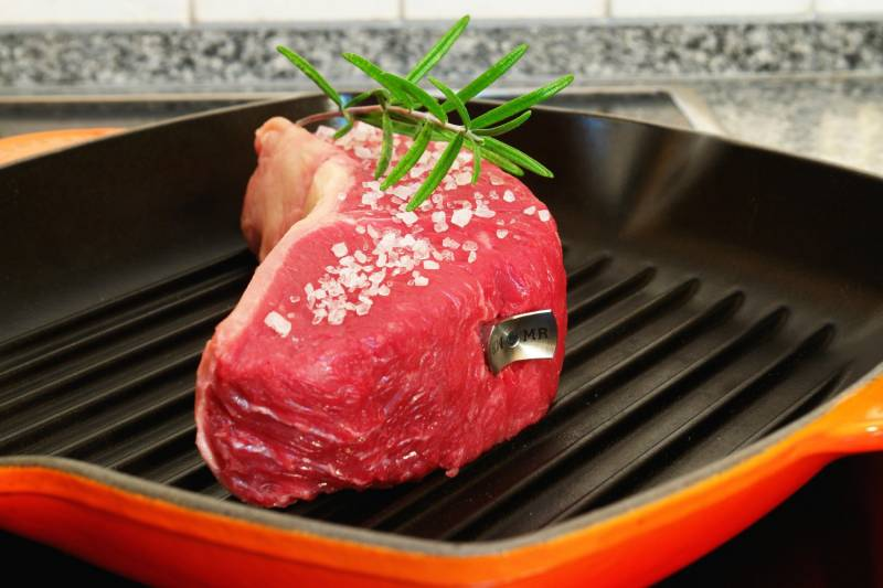 Steak Champ Thermometer 3-Color