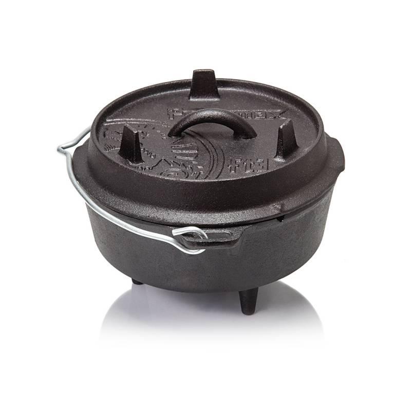 Petromax ft3 Feuertopf Dutch Oven 1,6 l - mit Füssen