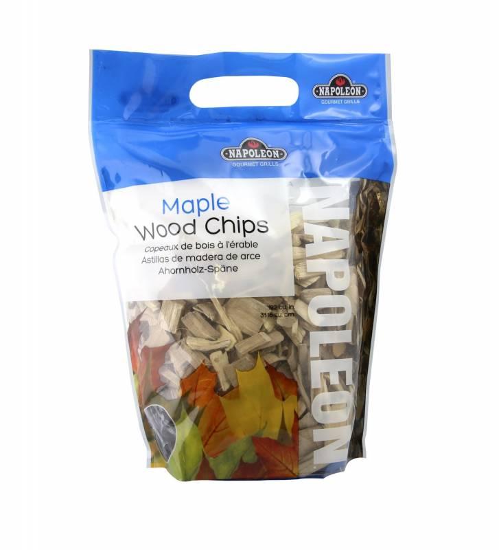 Napoleon Ahorn Holz Chips, ca. 1kg