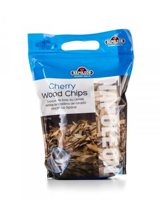 Napoleon Kirsch Holz Chips, ca. 1kg