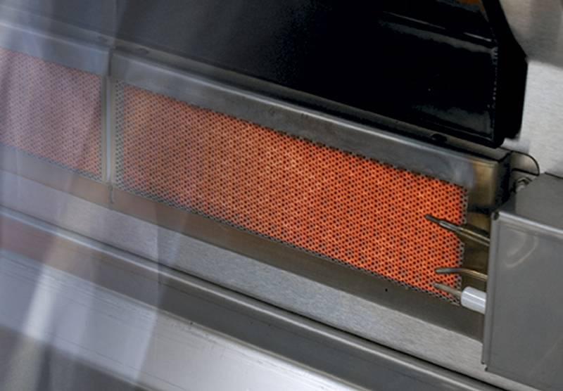 Napoleon LE 3 / LE485 Schwarz LE485RSIBPK - Auslaufartikel
