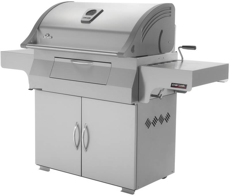 Napoleon Charcoal Professional Edelstahl Holzkohlegrill PRO605CSS