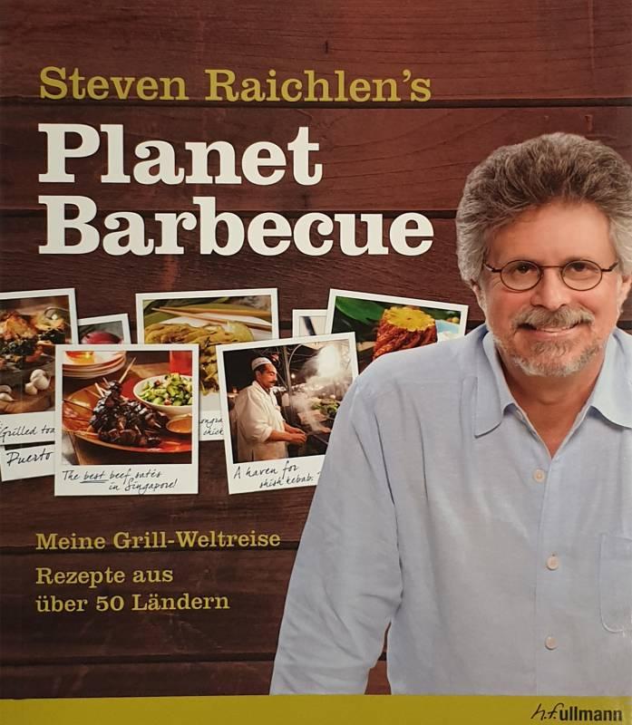 Steven Raichlen Planet Barbecue!
