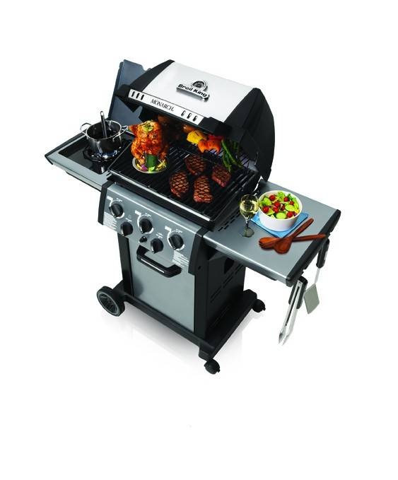 Broil King Monarch 390 - Auslaufmodell