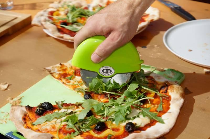 Outdoorchef Pizzarad / Pizzaschneider