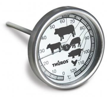 Thüros Fleisch Einstechthermometer