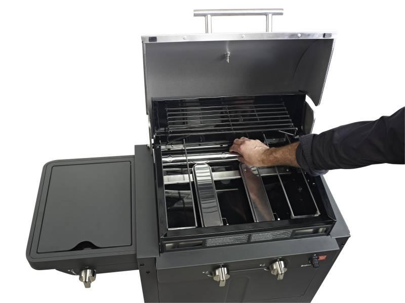 Barbecook Zubehör: Leaf 2 Brenner - Auslaufmodell